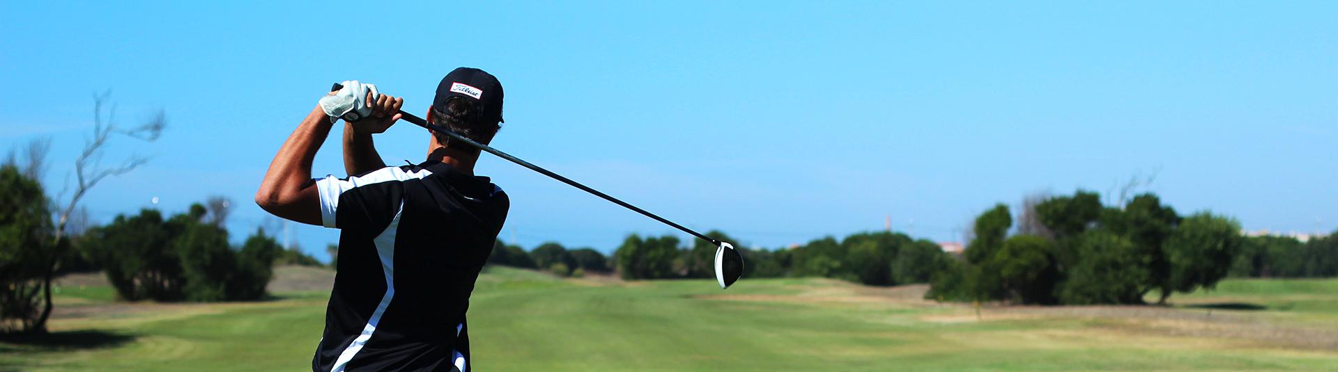 Skeffington CUP - Golf